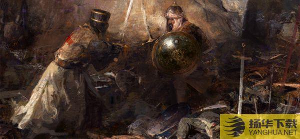 《十字军之王3》满勇武骑