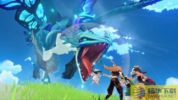 《原神》纯四星角色队伍搭配及玩法分享