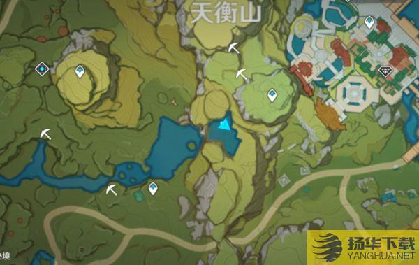 《原神》天衡山隐藏宝箱位置与解谜攻略