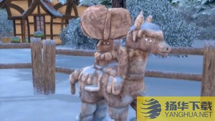 《宝可梦剑盾》冠之雪原DLC简易流程及蕾冠王捕捉方法蕾冠王怎么抓