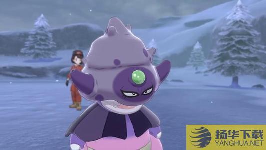 《宝可梦剑盾》冠之雪原DL