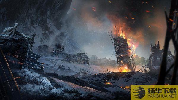 《冰汽时代》大地裂缝DLC