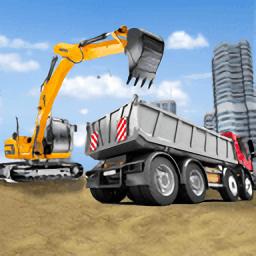 城市建筑卡车模拟器中文版下载_城市建筑卡车模拟器中文版手游最新版免费下载安装