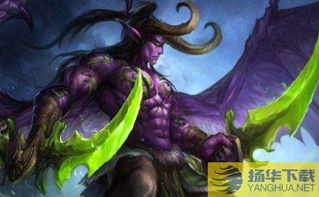 《魔兽世界》9.0浩劫恶魔猎手入门指南天赋盟约选择及输出手法教学