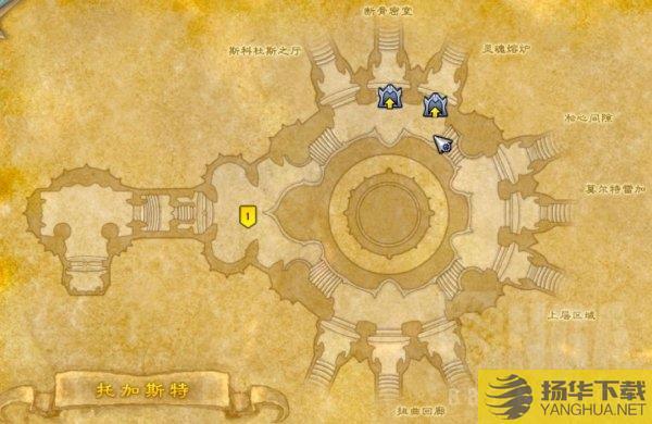 《魔兽世界》托加斯特爬塔