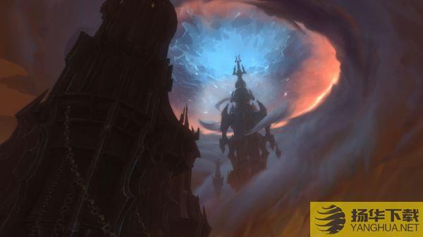 《魔兽世界》9.0各军需官