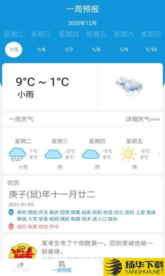 早看天气下载最新版_早看天气app免费下载安装