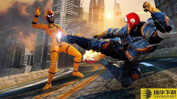 蜘蛛铁英雄猎人游戏下载_蜘蛛铁英雄猎人游戏手游最新版免费下载安装