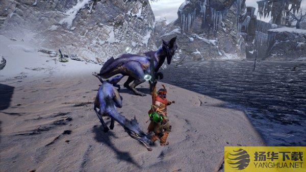 《怪物猎人崛起》片手剑入门玩法分享