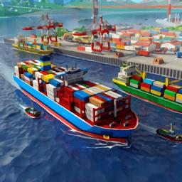 港口城市轮船大亨中文版